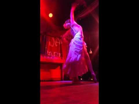 "Gaea Lady ""El Desierto"" Flamenco Fan Veils"