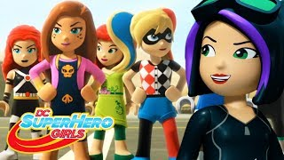 Uber High's First Mission  | LEGO: Super Villain High | DC Super Hero Girls