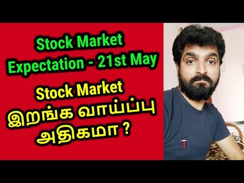 Stock Market Prediction - May 21st | Market Expectation and analysis | Tamil share