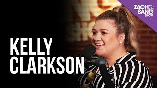 Kelly Clarkson talks Meaning of Life, The Voice and Move You