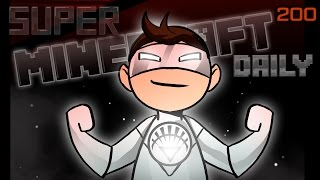 A NEW HERO? THE WHITE LANTERN!? | Super Minecraft Daily | Ep.200