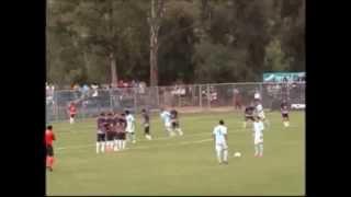 Campeonato AFC. AURORA 4 vs San Antonio 0