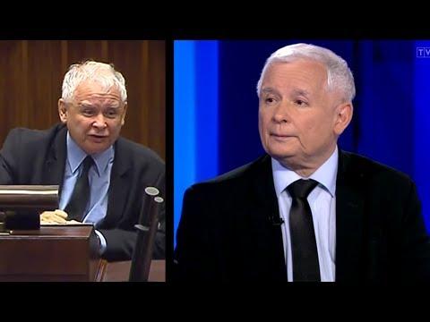 """J. Kaczyński odpowiada dlaczego użył tak ostrych słów o """"wycieraniu mord"""" do opozycji"""