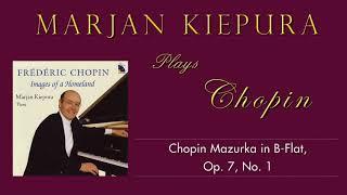 Chopin Mazurka in B-Flat, Op. 7, No. 1 performed by Marjan Kiepura