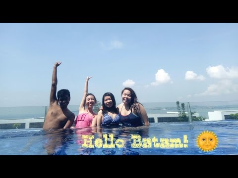 CATCHING OUR OWN DINNER! | Batam 2016