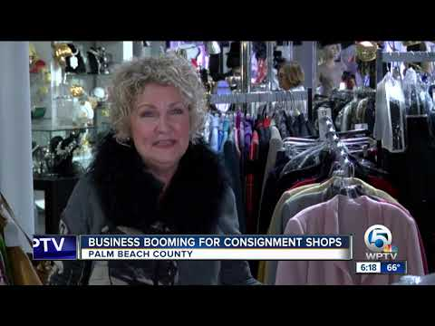 Palm Beach County Gaining National Attention For Second Hand Finds