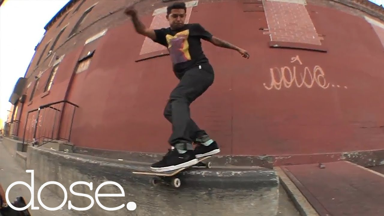 Zoo York's King of New York w/ Skater Chaz Ortiz