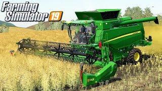 Kombajn John Deere - Farming Simulator 19 | #26