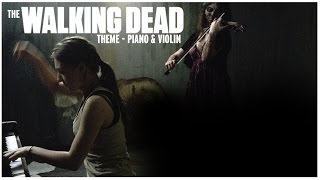 The Walking Dead Theme - Player Piano (Sonya Belousova)