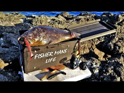 Cooking my Catch in an Ammunition Canister