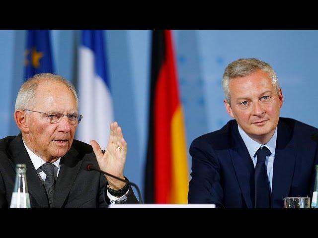 Париж и Берлин намерены придать еврозоне новую динамику - economy
