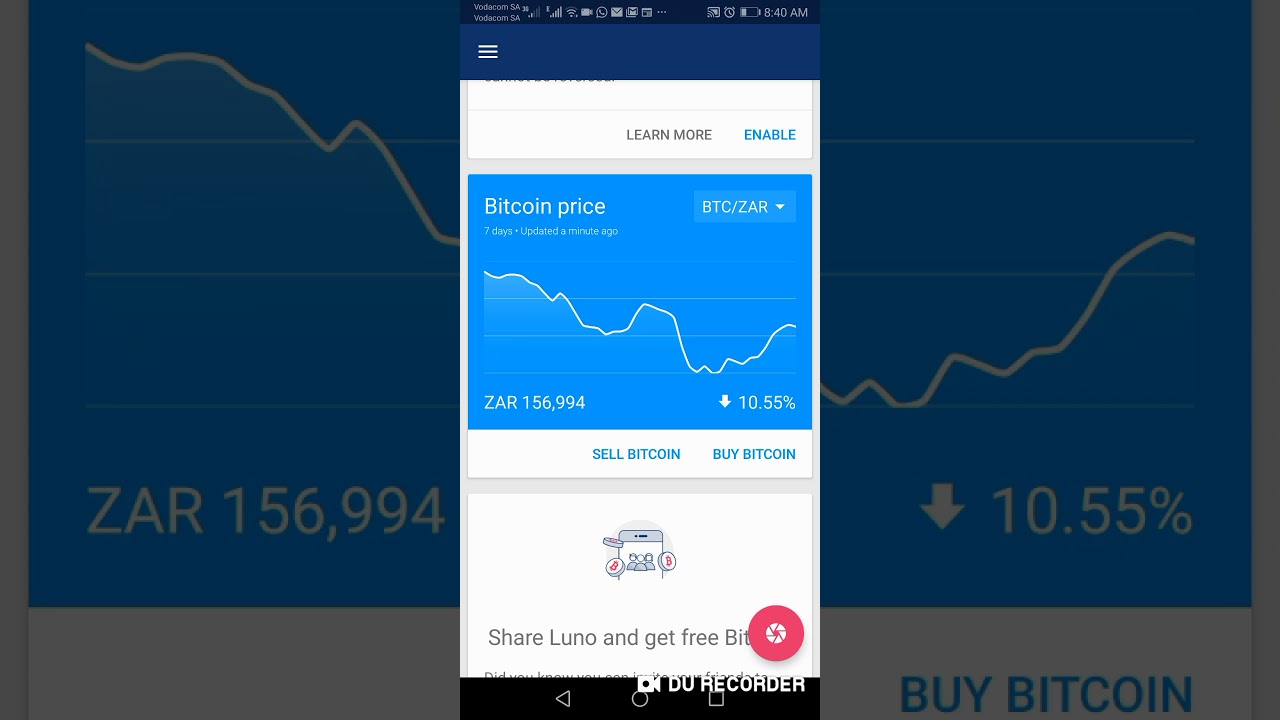 how to make money daily on luno