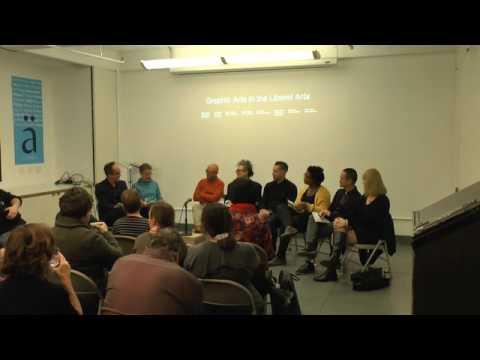 Design Incubation: Graphic Arts in the Liberal Arts Panel