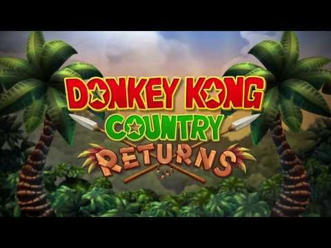 Donkey Kong Country Returns - trailer 720p