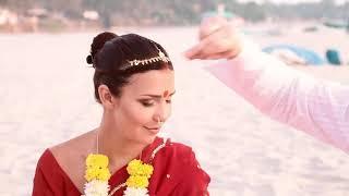 Индийская ведическая свадебная церемония в Гоа