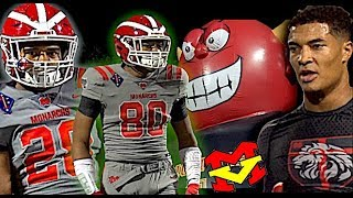 🔥🔥Mater Dei v Mission Viejo | CIF SS Playoff Round 2 | Action Packed Highlight Mix