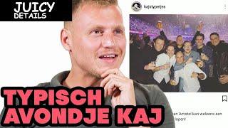 KAJ GORGELS: IK KAN NIETS VOOR ME HOUDEN! | JUICY DETAILS - JUICE