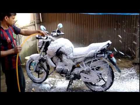 Foam Wash for Yamaha FZS