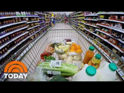 Grocery Prices Are The Highest They've Been In Decades | TODAY