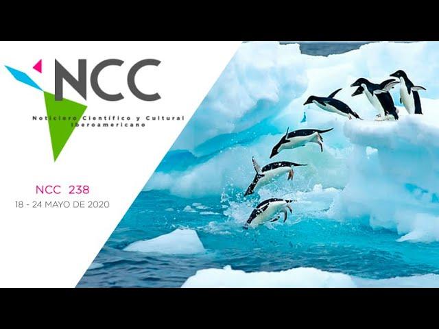 Noticiero Científico y Cultural Iberoamericano, emisión 238. 18 al 24 de Mayo 2020