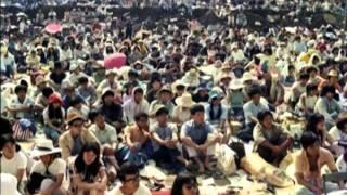 1971年 中津川全日本フォークジャンボリーにて 一人で行くさ・・・・・...