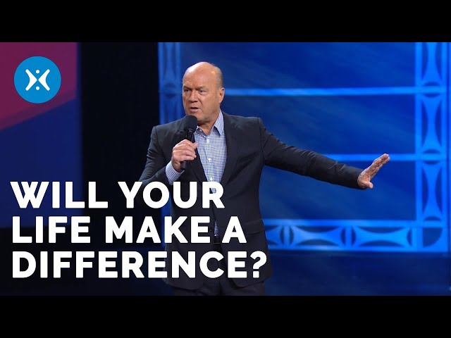 Live your life with purpose (With Greg Laurie)