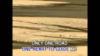 Only One Road (Karaoke) - Style of Celine Dion