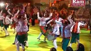 Chamundma No Hinchako-Uncha Dungriye Chamundmana Dham-Gujarati Dj Garba
