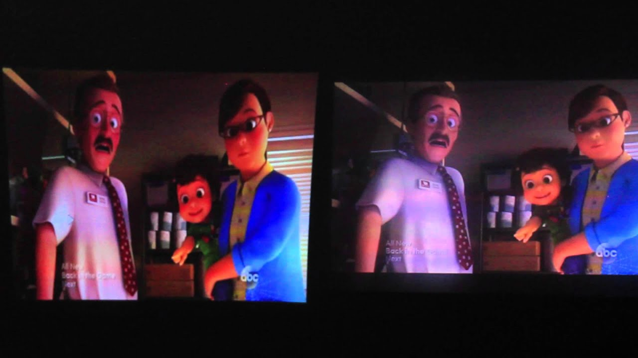 3m streaming roku projector and aaxa p2 jr projector comparison