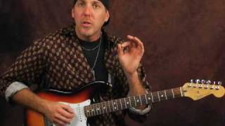 Learn lead guitar finger strength speed & dexterity building practice exercises lesson for soloing