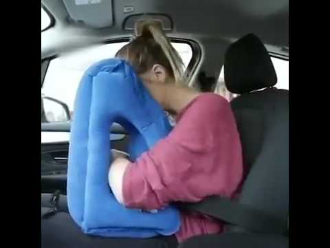 Fly Car Train Office Sleeping Pillow
