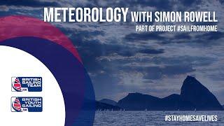 Meteorology with Simon Rowell - Junior