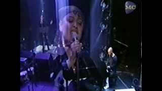 Diane Charlemagne & Moby - Everytime you touch me - Live on Later with Jools Holland