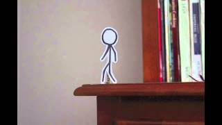 Stop Motion Animation - The Missing Stickman