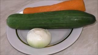 Шок! Всего через 10 минут у вас на столе наивкуснейший салат для правильного питания.