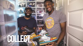 A Look Inside NBA Player Langston Galloway's RARE Sneaker Collection   iCollect