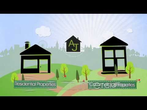 AJ Properties Graphics Advert