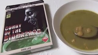 0:58 Curry of the Biohazard (Green herb healing curry from Resident...