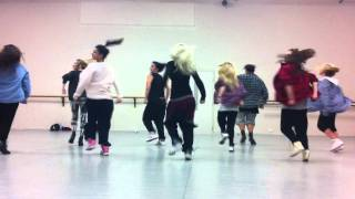 'Judas' Lady Gaga choreography by Jasmine Meakin (Mega Jam)