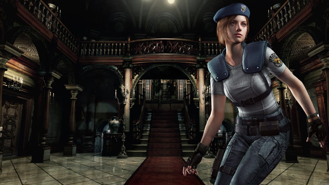 Resident Evil Trailer 1 Youtube