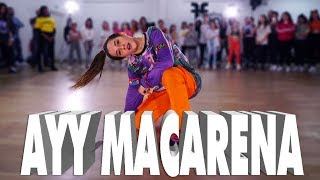 AYY MACARENA DANCE – TYGA | Choreography Sabrina Lonis
