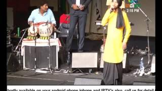 live concert by sharry mann tarsem jassar various punjabi singers at brisbane ozi indian tv