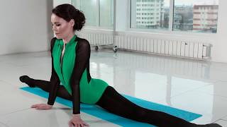 Promo Video- Middle split stretching