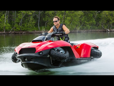 Innovations for Extreme Watercraft Fun!