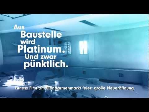 Neueröffnung Fitness First Platinum Swim Club Berlin Mitte - Am Gendarmenmarkt