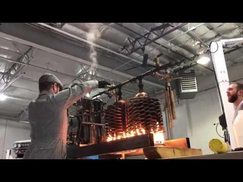 Steam whistle test