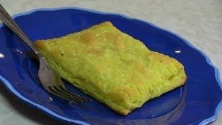 Aloo Puffs Recipe Video - Potato Puff Pastry Sandwich by Bhavna - Potluck Recipe