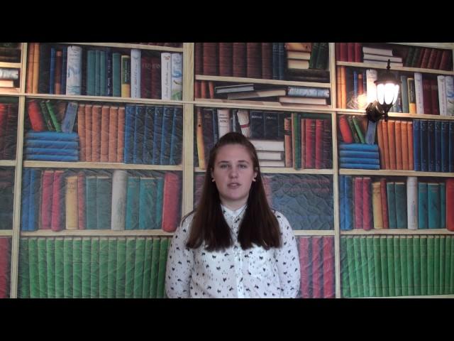 Изображение предпросмотра прочтения – МарияБархатова читает произведение «Стихи о советском паспорте» В.В.Маяковского