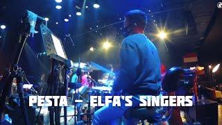 Echa Soemantri - Elfa's Singers - Pesta #ESdrumcam