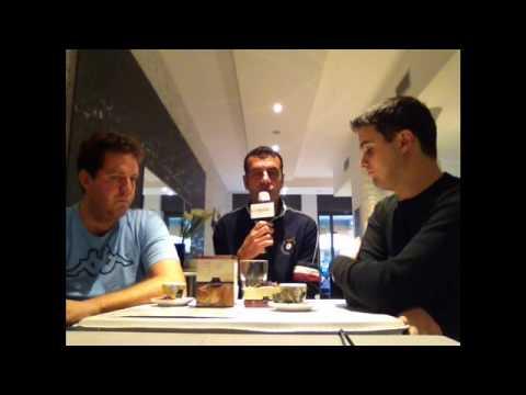 UN CAFFE' FUORICAMPO - Puntata del 02-10-13: Parentesi sulla Pro Dronero con Antonio Caridi